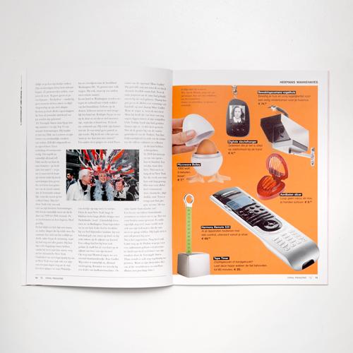Family Guillet / Anniversary Magazine