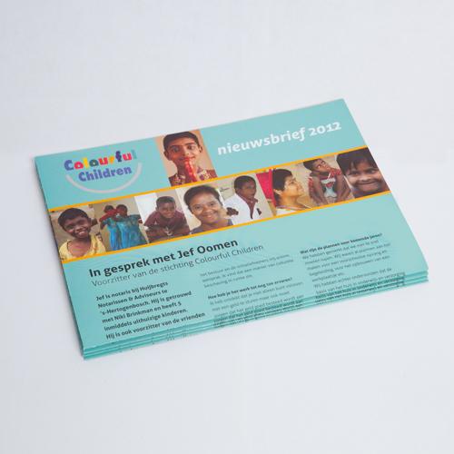 Colourful Children – Nieuwsbrief